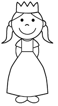 Prenses Boyama Sayfası, Princess Coloring Pages, Princesas para colorear, Принцесса Раскраски. Art Drawings For Kids, Disney Drawings, Drawing For Kids, Cartoon Drawings, Easy Drawings, Monster Coloring Pages, Preschool Coloring Pages, Colouring Pages, Coloring Pages For Kids