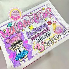 Jojo Siwa Birthday, Grammar Book, Notebook, Bullet Journal, Lettering, Instagram, Drawings, School, Ideas Creativas