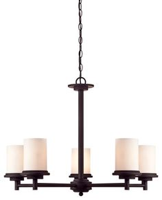 Westinghouse 6224900 Chandelier - contemporary - Chandeliers - Lighting Front