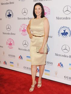 Mimi Rogers at the Carousel of Hope Ball in Los Angeles.
