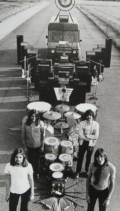 Pink Floyd sound system !  Those were the days of MUSIC!!!!...dances with LIVE bands! *sigh*