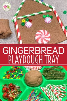 Find lots of ideas to help you easily make a gingerbread playdough tray. Your kids will love using the materials to make fun gingerbread themed creations. I love making gingerbread cookies at…