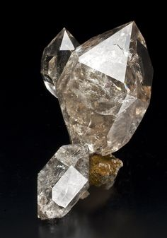 "Quartz ""Herkimer Diamond"""