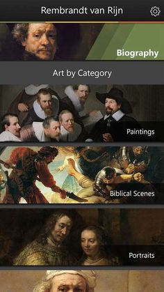 Rembrandt's artwork portrays his outstanding ability to render the human figure and its emotions, displays various moods and dramatic guises. His paintings are renown for sensitivity and spontaneity, resulting in sense of freedom and creativity. Rembrandt thought about and experimented with the role of tone and colour in the creation of pictorial space and light.