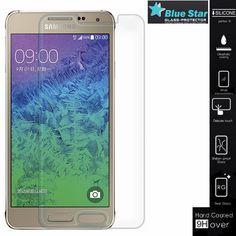Protector Cristal Templado Samsung Galaxy Alpha G850F