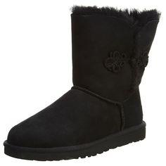 UGG - Women's Bailey Mariko Short Boots - Black