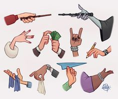 ArtStation - Character Design, Luigi Lucarelli