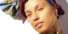 Alicia Keys vuelve a maquillarse por una buena razón - http://aquiactualidad.com/alicia-keys-vuelve-maquillarse-una-buena-razon/