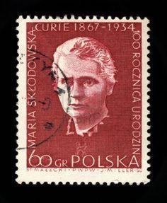 Google Image Result for http://us.123rf.com/400wm/400/400/derausdo/derausdo0901/derausdo090100051/4124638-old-polish-postage-stamp-commemorating-marie-curie.jpg