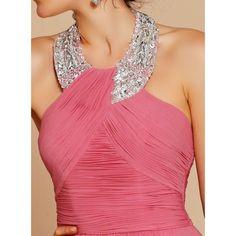 Let's Elope Embellished Dress via Polyvore