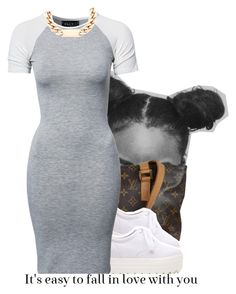 """""""make you wanna fall in love"""" by trinityannetrinity ❤ liked on Polyvore featuring Louis Vuitton"""