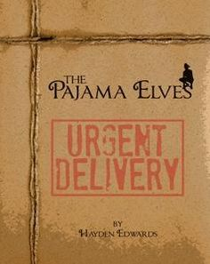 The Pajama Elves Story - a Christmas Eve Tradition where elves deliver magical pajamas to good girls and boys that help them sleep soundly on Christmas Eve, so Santa can visit unnoticed.