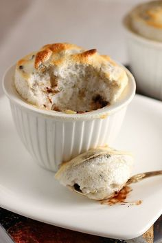 Banana Souffle 3 by køkken69, via Flickr