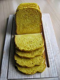Bento-Mania.....verrückt nach der japanischen Lunch Box: Rezept: Weiches süßes Kürbisbrot