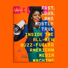 January's WIRED is here! The Daily Show's Jessica Williams (@msjwilly) is our guest anchor