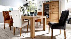 Esszimmer | Echtholz-Möbel | Innatura – Massivholzmoebel, Matratzen und Raumausstattung