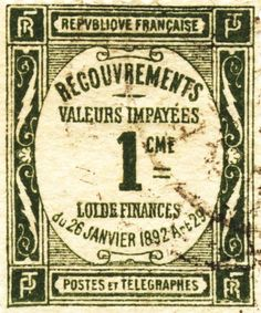vintage french postage - Bing Images