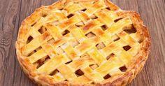 Dessert Recipe: Apple and Pear Pie Filling : 12 Tomatoes Köstliche Desserts, Delicious Desserts, Dessert Recipes, Yummy Food, Plated Desserts, Cake Recipes, Pie Crust Recipes, Apple Pie Recipes, Pie Crusts