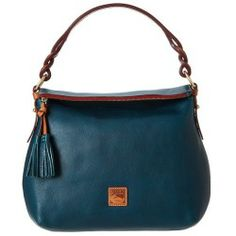 Buy Dooney and Bourke - Florentine Twist Strap Hobo (Teal F13) - Bags and Luggage new - Zappos is proud to offer the Dooney