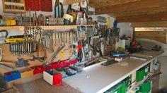 Organization skills for diy shedders 18mm Plywood, Organization Skills, Plywood Furniture, Diy, Bricolage, Handyman Projects, Do It Yourself, Diys, Diy Hacks