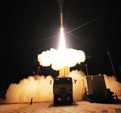 THAAD missile defense   thaimilitaryandasianregion