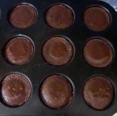 Čokoládový fondant - Lava cake - Lávový koláčik (fotorecept) - obrázok 9