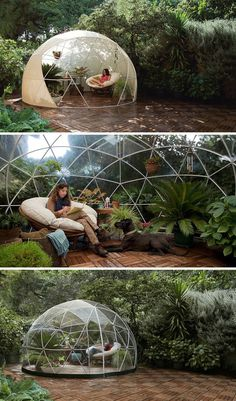 nice Create A Cozy Room In Your Backyard With A Garden Igloo