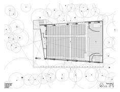 Image 18 of 22. Auditorium Plan