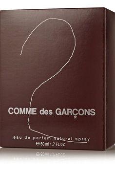 Comme des Garcons Parfums - Comme Des Garçons 2 Eau De Parfum - Ink, Incense & Amber, 50ml - one size
