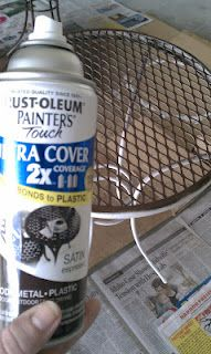 For my patio furniture.Tips for spray painting metal. good to know, because I was at the point of looking for an auto painter to paint my metal outdoor furniture! Rustoleum Paint Colors, Spray Paint Colors, Diy Spray Paint, Metallic Spray Paint, Spray Painting, Painting Tips, Painted Outdoor Furniture, Metal Patio Furniture, Colorful Furniture