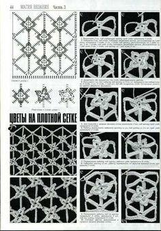 Häkelanleitungen - Duplet 129 Russian crochet patterns - ein Designerstück von Duplet bei DaWanda