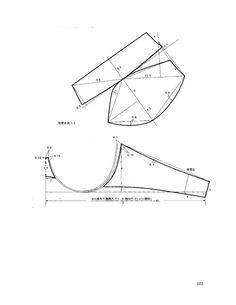 underwear preparation----Patronaje-de-ropa-Interior - modelist kitapları
