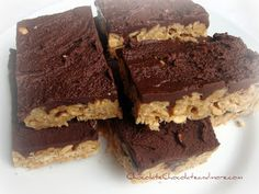 Chocolate, Chocolate and more...: Cereal bars