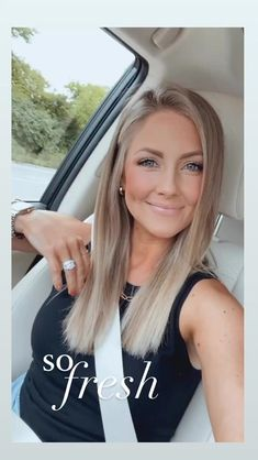 Beige Blonde, Cute Casual Outfits, Hair Colors, Hair Inspo, Brown Hair, Hair Cuts, Hair Beauty, Women's Fashion, Dreams