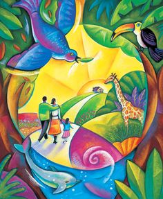 """""""Protecting Our Planet"""" by Susan Tolonen"""