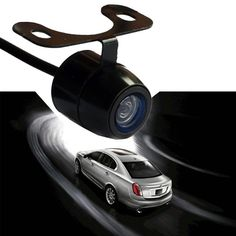 Car Hd Rearview Reverse Backup License Plate Parking Camera Night Vision Ip67 Nourishing Blood And Adjusting Spirit Consumer Electronics Mouldings & Trim