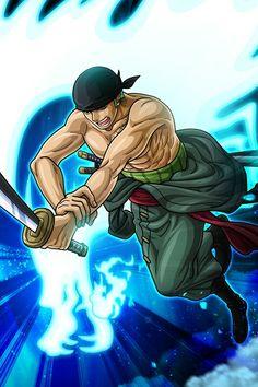 One Piece Crew, Zoro One Piece, One Piece World, One Piece Manga, Roronoa Zoro, Zoro Nami, One Piece English Sub, Hand Pose, Spray Paint Art