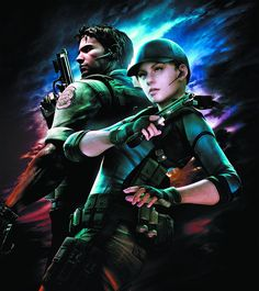 This HD wallpaper is about resident evil jill valentine chris redfield Video Games Resident Evil HD Art, Original wallpaper dimensions is file size is Resident Evil 5, Geeks, Videogames, Evil Games, Evil Art, Survival, Jill Valentine, Photo Awards, Cg Art