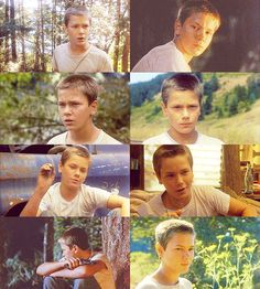 he was actually 15-16 when making this movie. its wierd cause he looked and sounded twelve, my chances with his role in stand by me are now shattered.