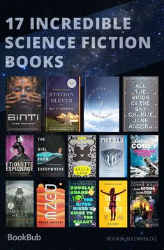 17 of the Best Science Fiction Books for Teens Books for Teens Eine großartige Leseliste mit unglaub Book Club Books, Book Lists, Good Books, The Book, Books To Read, Best Sci Fi Books, Reading Lists, Ya Books, Library Books