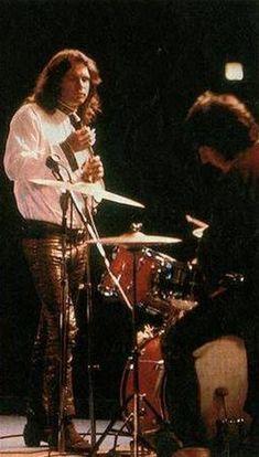 Jim Morrison and John Densmore: