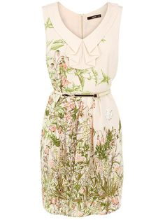 We love this floral dress for spring! #fashion http://www.ivillage.com/cheap-dresses-affordable-dresses/5-b-338887#530077