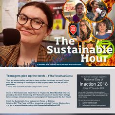 Teenagers pick up the torch – School 2017, Your Turn, Sacred Heart, Our Kids, Pick Up, Teenagers, Sustainability, How To Become, Surfing