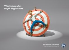 Volkswagen: Knives | Ads of the World™
