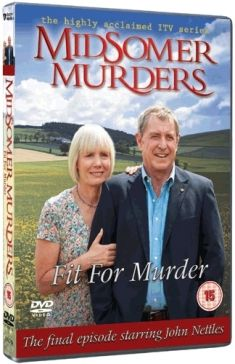 Midsomer Murders!  #1 British Mystery series...full stop!