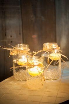 50 best mason jar centerpieces images in 2019 wedding centerpieces rh pinterest com mason jar candle centerpieces for weddings mason jar candle centerpieces for weddings