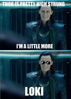 avengers jokes FTW (thor,loki,avengers,meme,lol,funny)
