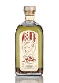 Absinthe King of spirits