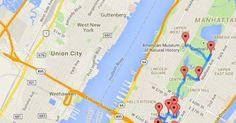 Explorar toda la ciudad de Nueva York  es duro, tanto si vives allí como si la visitas durante poco tiempo. Aunque el metro puede ayudar a hacer los desplazamientos un poco más rápidos, el mejor modo...