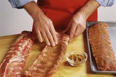 Dry rub for pork ribs - Brian Leatart / Getty Images